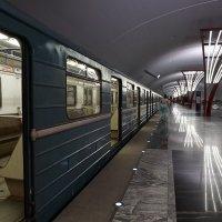 Современное метро :: Алексей Соминский