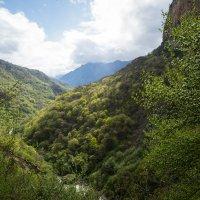 Верхняя Балкария, Черекская теснина :: Павел