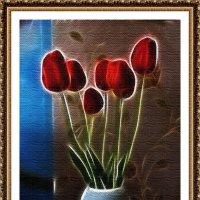 Тюльпаны. :: Любовь Чунарёва