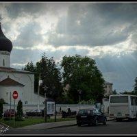 Солнечные лучи. :: Fededuard Винтанюк