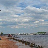 Открытие пляжного сезона :: Наталья Левина