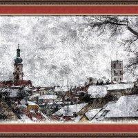 Зимняя зарисовка... :: Waldemar .