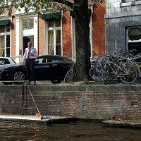 Амстердамские картинки :: Александр Корчемный