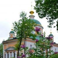 Покровский храм. :: Oleg4618 Шутченко