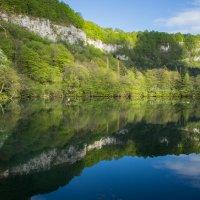 Верхняя Балкария, Голубое озеро :: Павел