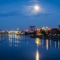 Набережная реки Исеть :: Святослав Прутин