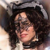 Маска Карнавал в Венеции 2015 :: Олег