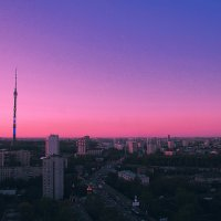 останкинская телебашня :: Pavel Miroshin