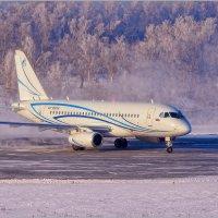Сухой Superjet 100 :: Валерий Шейкин