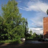 После дождичка в четверг. :: Sergey Serebrykov
