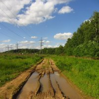 Дороги, которые мы выбираем :: Андрей Лукьянов