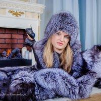 Фотосессия в мехах 2 :: Юлия Каменская