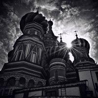 собор Василия Блаженного :: Владимир Гулевич