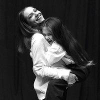 Мама и дочка :: Anna