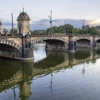Мост. Прага. :: Александр Назаров