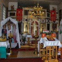 Деревенская церковь :: Сергей и Ирина Хомич