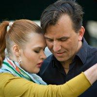 В танце :: Юрий Гординский