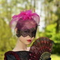 Венецианский карнавал в Таллине :: Юрий Никитин