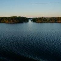 Водные просторы :: Алёна Савина
