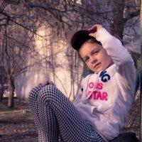 Девченка :: Александр Шамов
