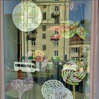 Отражение в витрине :: Нина Корешкова