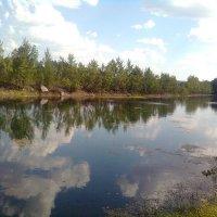 Озеро Иштуган :: Олеся Парамонова