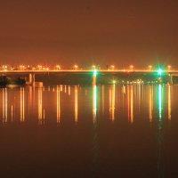 Аксайский мост река Дон -Ростов... :: Александр Moryak 34