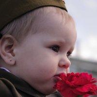 девочка :: Юлия Москалькова