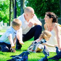 Семья :: photographer Anna Voron