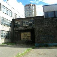 Школьные дворы и их изыски.... :: Ольга Кривых
