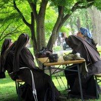 Монашки на отдыхе :: Наталья Пономаренко