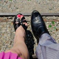 шаг в ногу :: Ангелина К