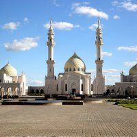 Белая мечеть :: Виктор Добрянский