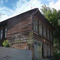 Жил-был старый дом... :: Лилия *