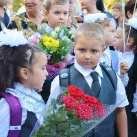 Первый раз, в первый класс! :: Зизи Тимошенко