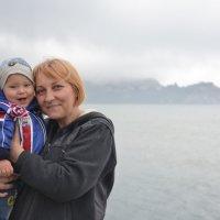 *Партенит* Крым в тумане!!!!!!!!!!!! :: Татьяна Счастливая