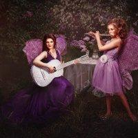 Музыкальная сказка :: Надежда Королева