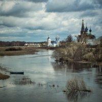 Разлив. :: Дмитрий Багаев