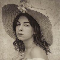 Vintage Portrait :: Эдуард Григорян
