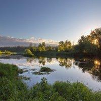 На реке :: Юрий Кольцов