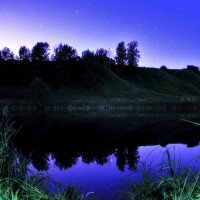 озеро :: Вадим Виловатый