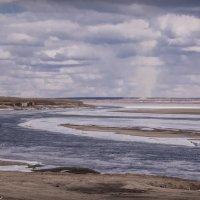 Весенняя река :: Андрей Шипицын