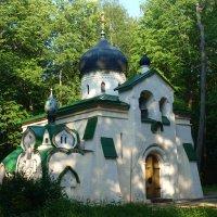 домашняя церковь(Абрамцево) :: александр пегов