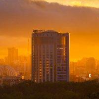 Екатеринбург. Закат. :: Igor Zau