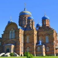 Козельщанский женский монастырь :: Юлия Москаленко