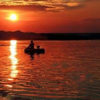 Золотая рыбалка... :: Павел Бутенко