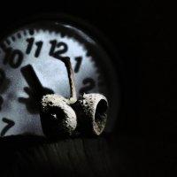 Про время. :: Дмитрий Воронин