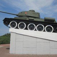 Т-34 :: надежда