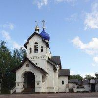 церковь :: Олег Петрушов