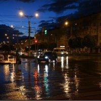 в дождик... :: Юрий Ефимов